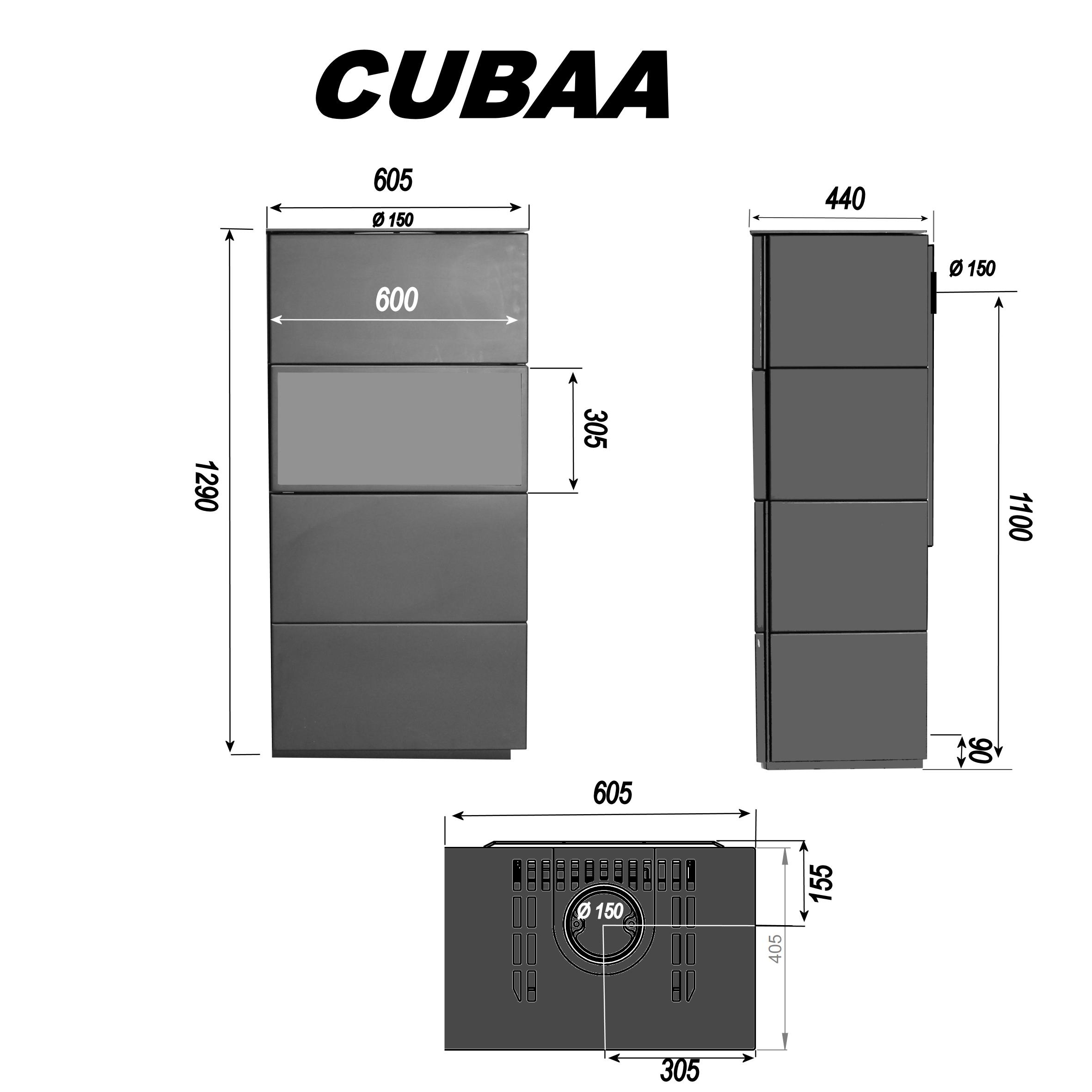 Masszeichnung_CUBAA