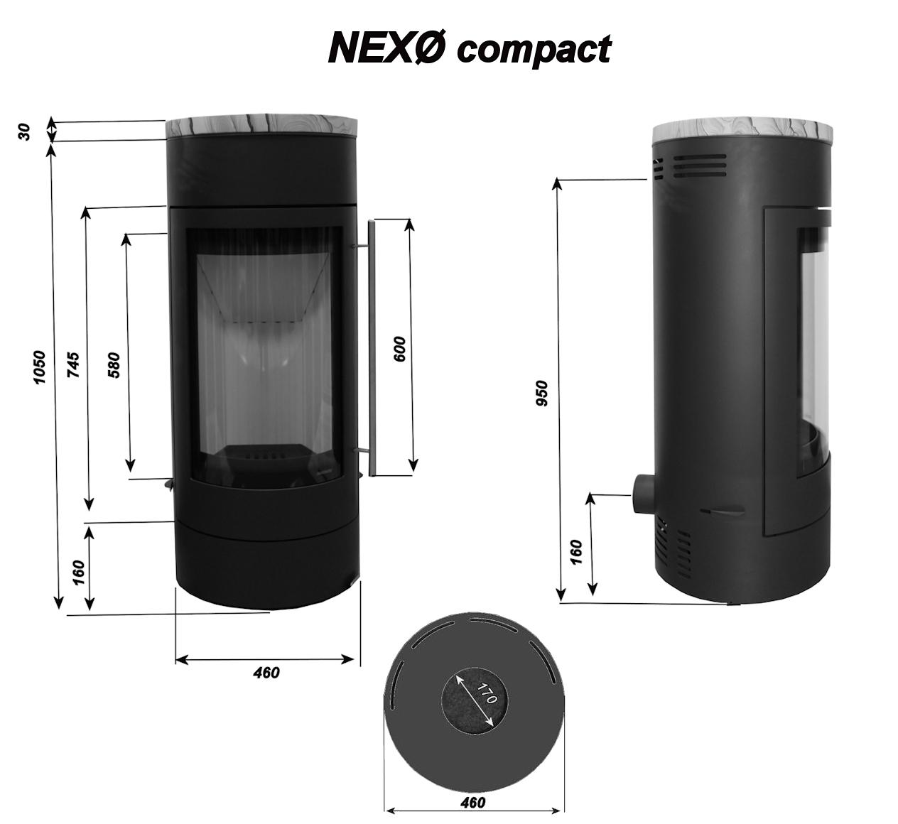 Masszeichnung_NEXO_compact